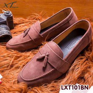 giày da nam lxt101bn