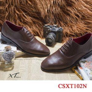 giày da csxt102n