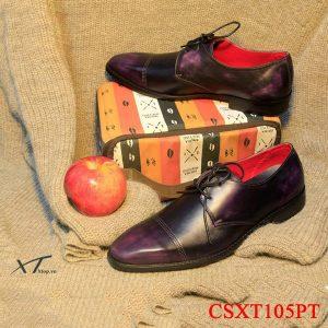 giày da nam csxt105pt