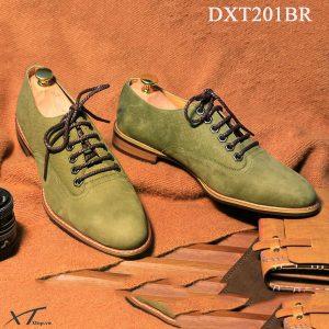 giày buộc dây dxt201br