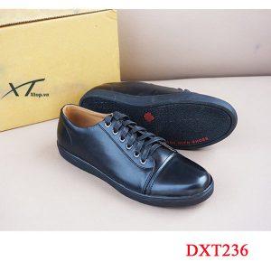 giày buộc dây dxt236