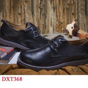 giày buộc dây dxt368