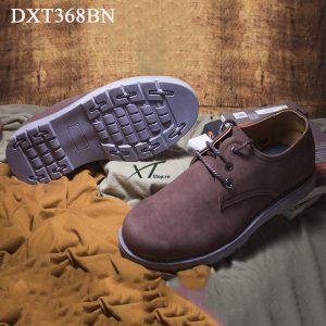 giày buộc dây dxt368bn