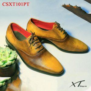 giày da nam csxt101pt
