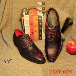 giày da nam csxt102pt