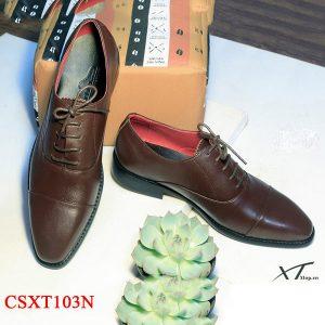giày da csxt103n