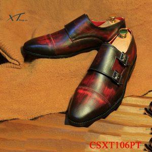 giày da nam csxt106pt