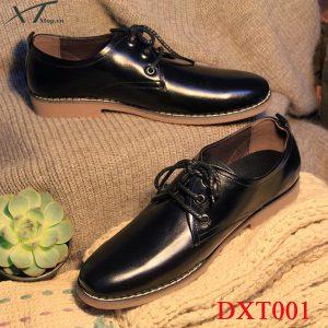 giày buộc dây dxt001