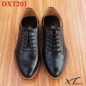 giày buộc dây dxt201