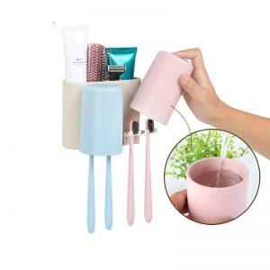 Dụng cụ nhả kem đánh răng kèm cốc ECOCO