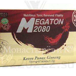 Megaton 2080 tăng cường sức khoẻ